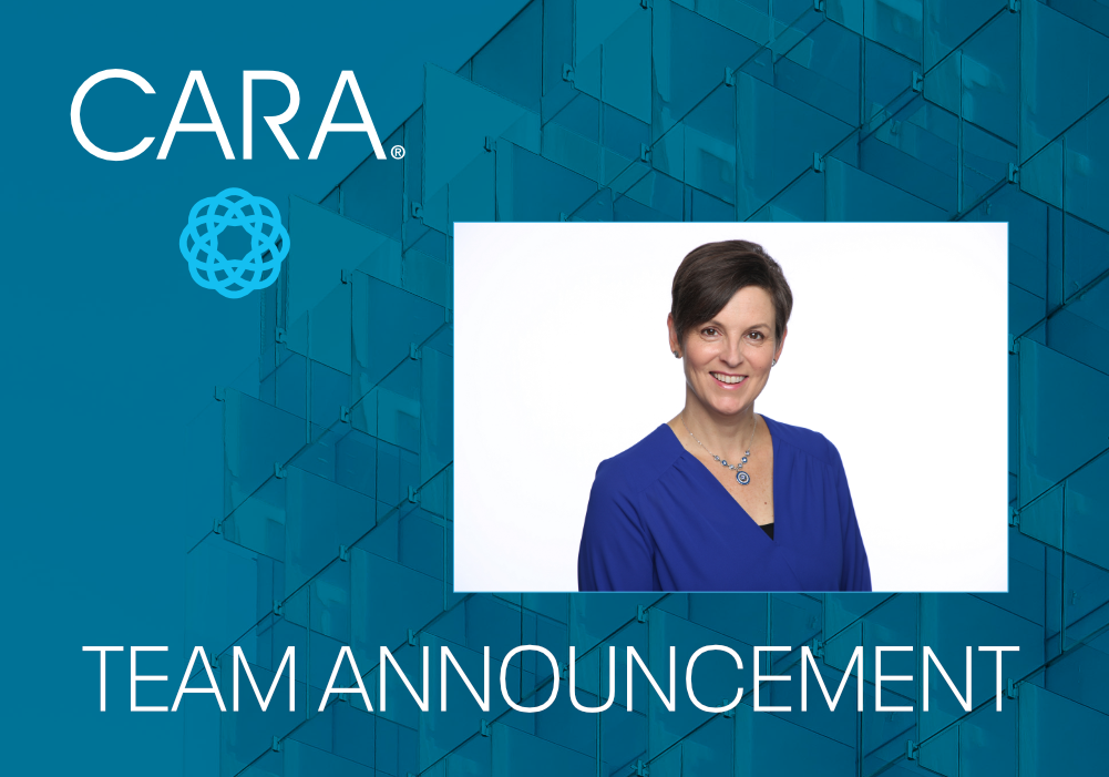 We're thrilled to welcome Allyson Carter, VP of Talent Management, to CARA!