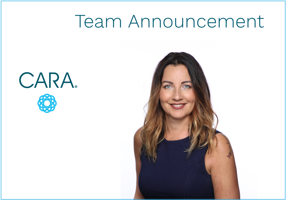 Sabrina Vogel promoted to Sales Operations Manager!