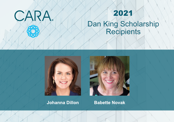 Announcing Our 2021 Dan King Scholarship Recipients